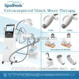 2015 vertical acoustic wave therapy slimming radio frequency vacuum therapy weight loss machine