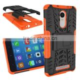 For XIAOMI REDMI NOTE3 NOTE 3 Armor CASE Heavy Duty Hybrid Rugged TPU Impact Kickstand Hard Cover ShockProof CASE