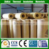 insulation rock wool pipe/basalt rock wool pipe