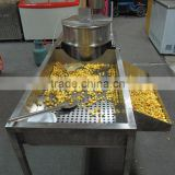 Hotselling Stainless steel manual type American-style gas ball popcorn Machine(500g) with best prices for sales
