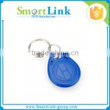 cheap rfid nfc tags keychain custom logo,rfid em4305 writable keyfobs for electronic key management system