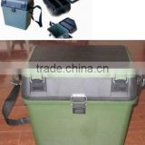 High quality ice fishing tackle box seat