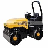 3 Ton Double Drum Roller Compactor 2015 Best New Road Roller Price Mini Double Drum Road Roller For Sale