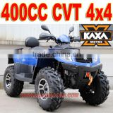 Street Legal ATV 400cc 4x4
