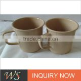 Eco Friendly Bamboo Fiber Cup with Handle