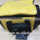 18 L volume cooler bag for frozen food , solar cooler bags can kept 2-3 hours at not sunshine condition