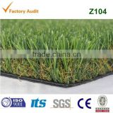 summer green colour artificial turf for garden landscaping