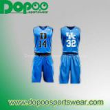 Cheap reversible 100% polyester custom sublimation printing basketball uniforms jersey logo designs