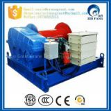 Hot sale Construction Application Electric Hoist Truck Winch