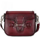 Japan shoulder bag leather weekend bag leather cross body bag EMG4252