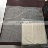 China factory pva medical plastic bag water soluble cold water