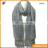 Brand new chunky knitted scarf