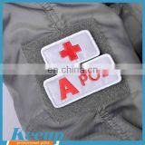 Logo customized embroidery shoulder patch