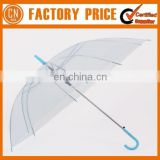 Transparent Mini Give Away Umbrella