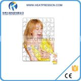 A4 Sublimation Blank Jigsaw Puzzle For reasonable Price