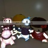 New Custom OEM Factory wholesale cheap mini cute reflective doll