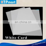 New Arrival Plastic cards material for pvc id card printing pvc card sheet