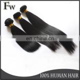 Wholesale raw virgin chinese hair vendors of hair bundles silky straight