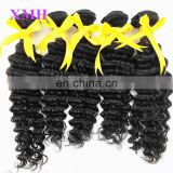 Top Grade Hair Cheap Price Large Stock Fast Shipping Human Hair peruvian deep wave bundles