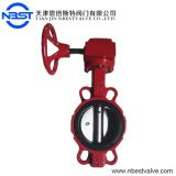 Stainless Steel Butterfly Valve Wafer Triple Offset Metal Seat Butterfly Valve D371X-10Z
