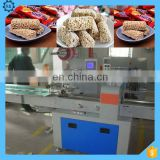 High Speed Energy Saving Peanut Candy Bar Maker Machine Oatmeal cereal chocolate bar making machine price