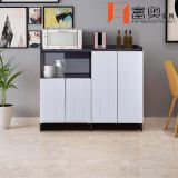 Metal Living Room Furniture Storage Side Cabinet