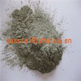 Green silicon carbide powder abrasives