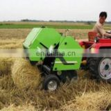 Durable flexible agricultural machinery hay baler