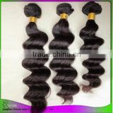 Super water wavy brazilian remy hair extensions