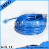 high frequency 4 pairs utp network patch cable