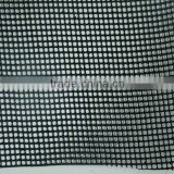 high temp ptfe coated fiberglass open mesh conveyor belt with bull nose joint film edging