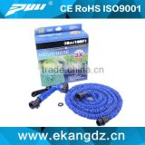 3X garden watering magic self-retracting x hose