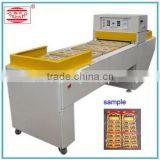 CE approved Continuous Paper Card clamshell Sealer machine /shezhen jiazhao brand machine
