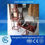 hot selling blackboard Dustless chalk making machine