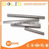 china factory stainless steel DIN975 threaded rods