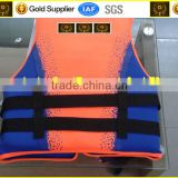 Good quality baby neoprene life jacket vest hot sale