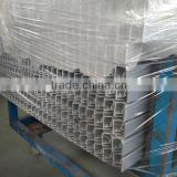 Extruded machined silver anodized aluminium solar module frame