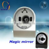 New product magic mirror tv light box skin analyzer distributors wanted