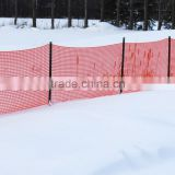 Orange Plastic Safety Fence (BR Series)