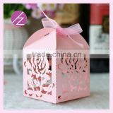 Chinese wedding decoration christmas decoration candy box very beautiful big flower patternTH-96