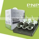 New arrival 4ch wifi nvr kits cctv kits with Plug and Play smart tech for easy surveillance