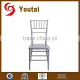 aluminum silver stacking banquet chiavari chair XC-002