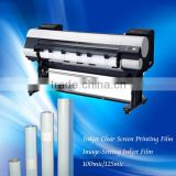 Inkjet Plate Making Film, Positive Screen Printing Film for ImageSetting WaterProof Inkjet Film