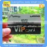 Customized printing PVC discount card/ loyalty card/ Vip membership card with magnetic stripe and barcode                                                                         Quality Choice