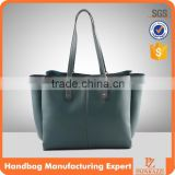 5543 Top Sale North America Bag Fashion Leather Tote Bag Olive Color High Quality carteras de mujer
