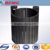 Graphite furnace graphite heating elements