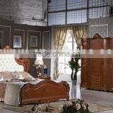 alibaba top quality bedroom furniture / antique home furniture in Foshan L108B