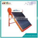 China supplier wholesale solar water heaters 200 Liter