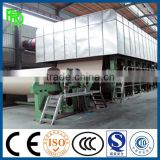 Qinyang Friends paper machinery equipment Co.ltd. for making 5t/d corrugated paper machine
