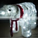 Festalight 2016 led christmas motif light, 3D bear diwali lights